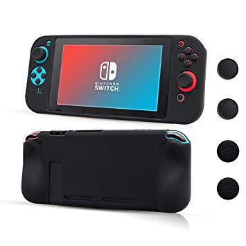 Chin Fai Silicone Portable Cover for Nintendo Switch (Grip & Go)