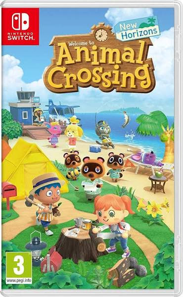 Animal Crossing New Horizons - Nintendo Switch Játékok