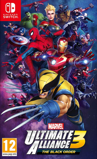 Marvel Ultimate Alliance 3 The Black Order