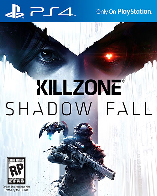 Killzone Shadow Fall - PlayStation 4 Játékok