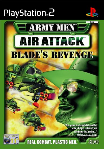 Army Men Air Attack Blades Revenge