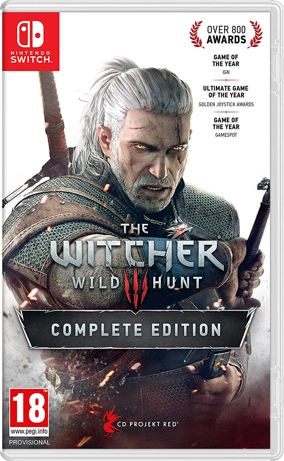 The Witcher 3 Wild Hunt Complete Edition (Angol)