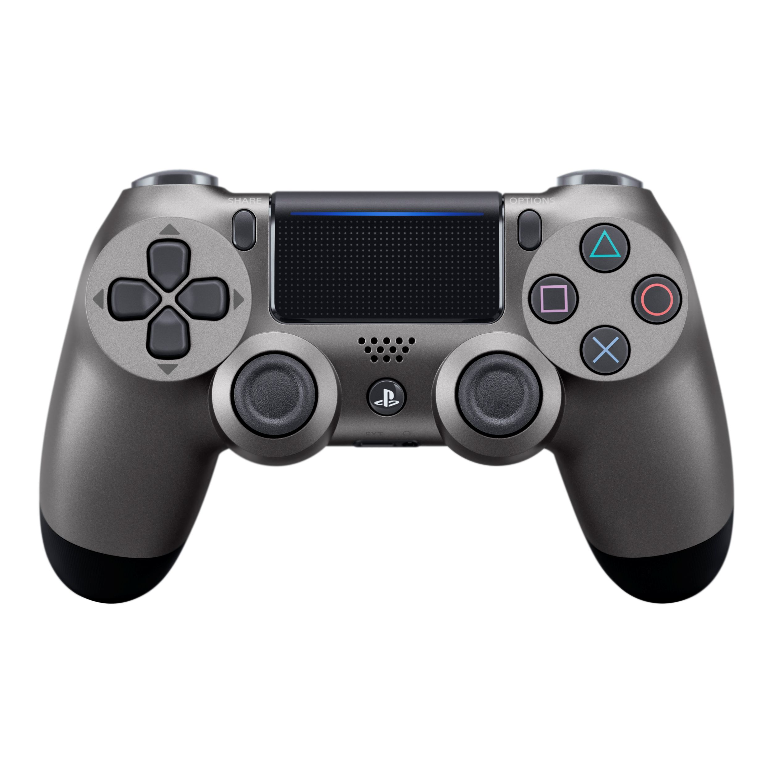 DualShock 4 V2 Wireless Controller Steel Black