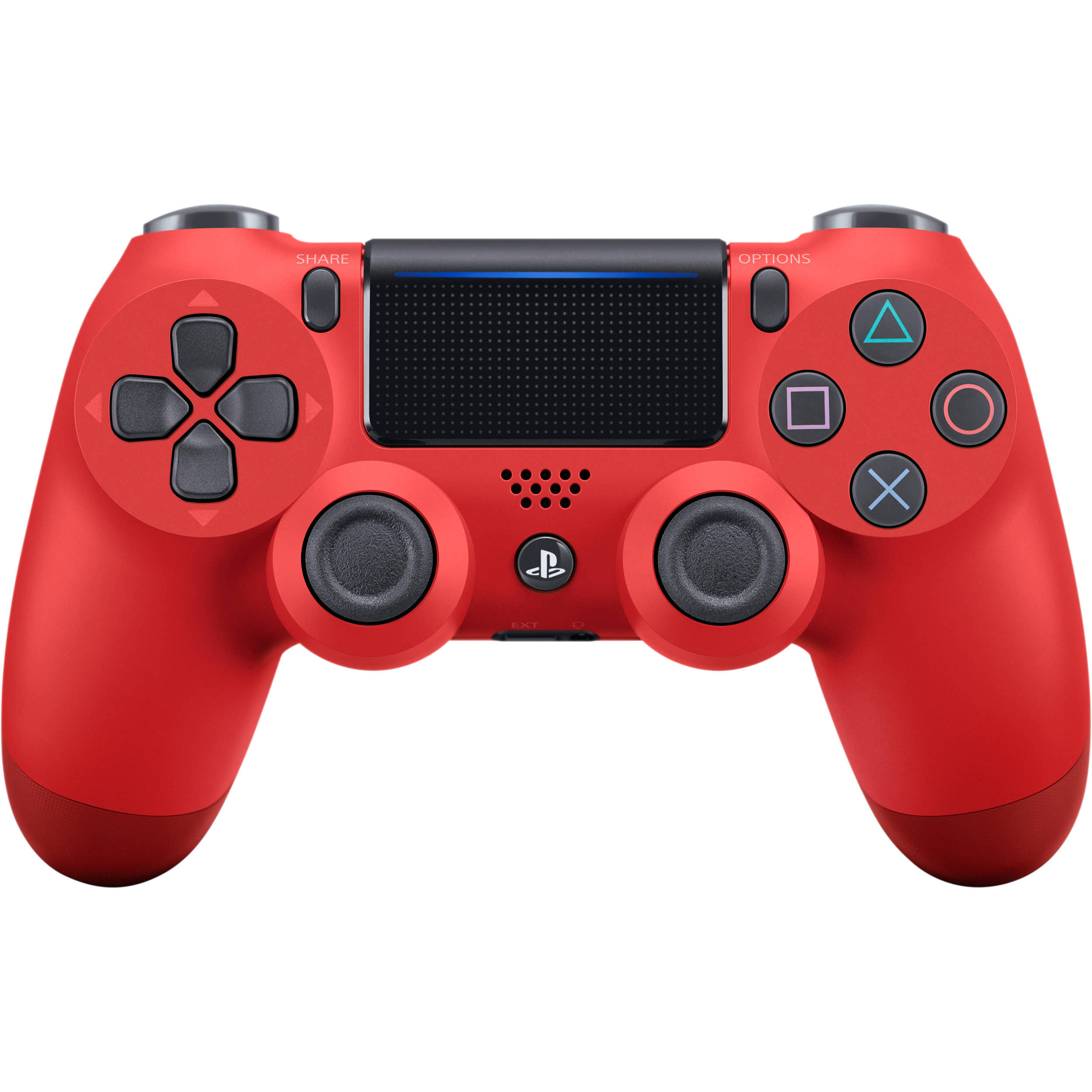 DualShock 4 V2 Wireless Controller Magma Red