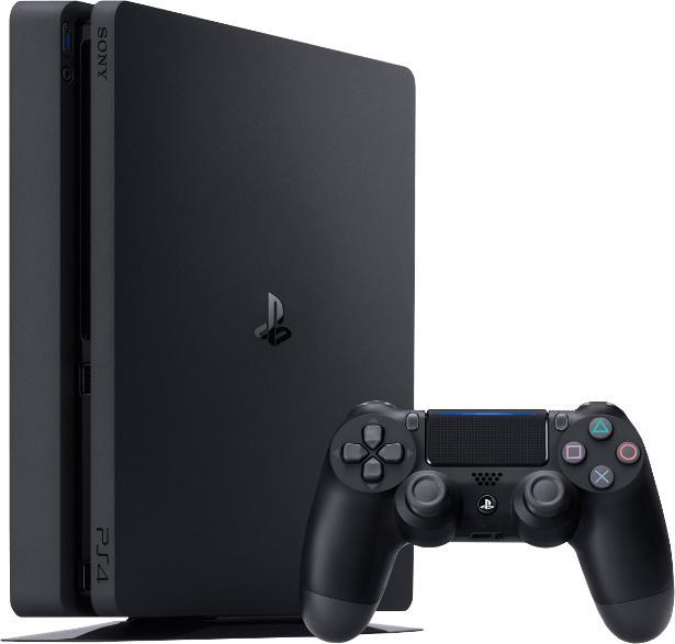PlayStation 4 Slim 500GB (garancia 2020 decemberig)