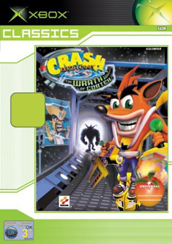 Crash Bandicoot The Wrath of Cortex (Xbox Classics)