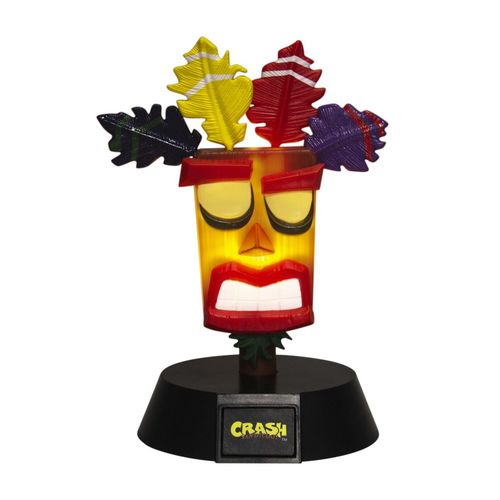 Crash Aku Aku Icon Light V2