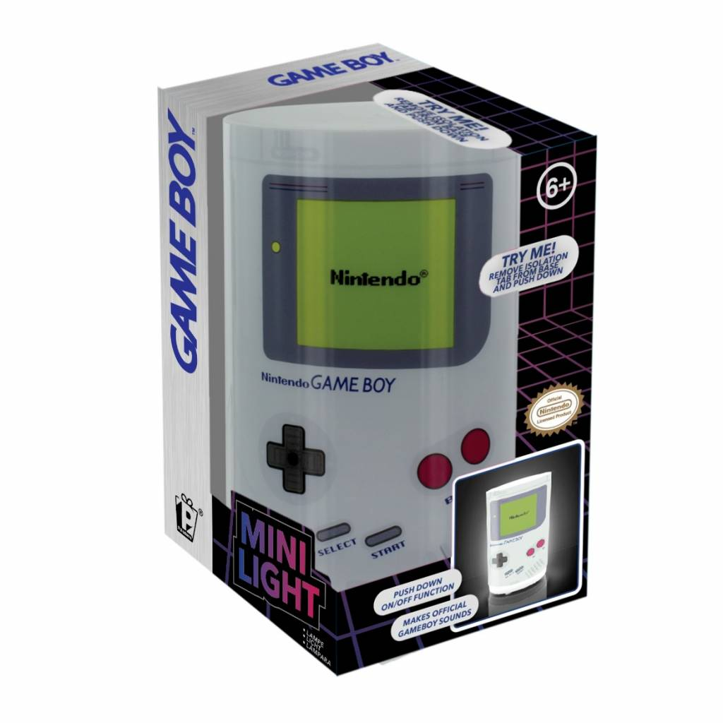 Nintendo Gameboy Mini Light with try me