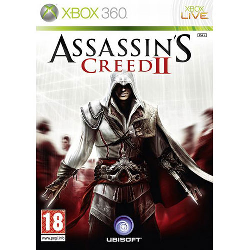 Assassins Creed 2 - Xbox 360 Játékok