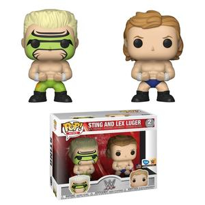 Funko POP Sting and Lex Luger FYE Exclusive