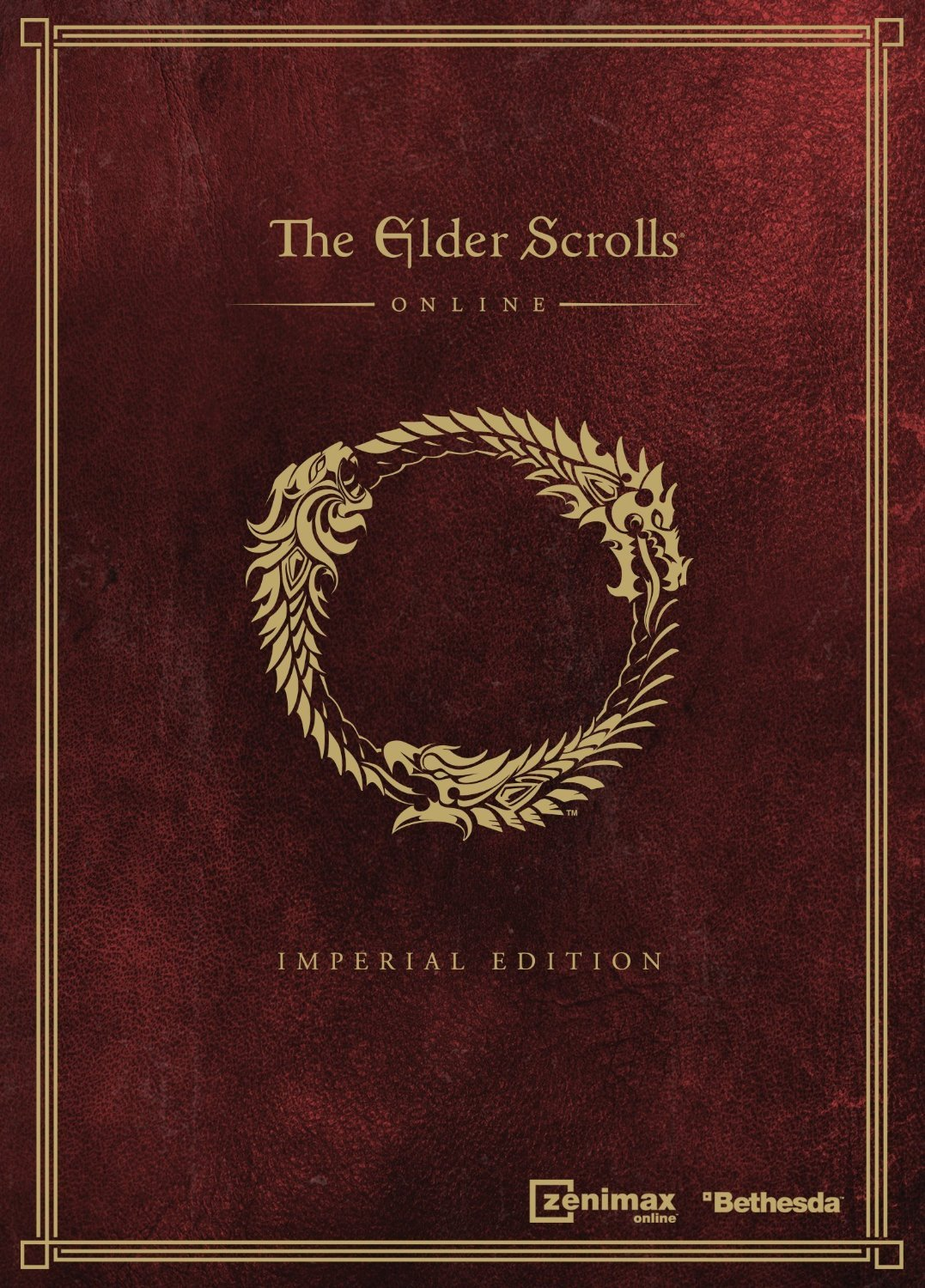 The Elder Scrolls Online Tamriel Unlimited Imperial Steelbook Edition (PS4) - PlayStation 4 Játékok
