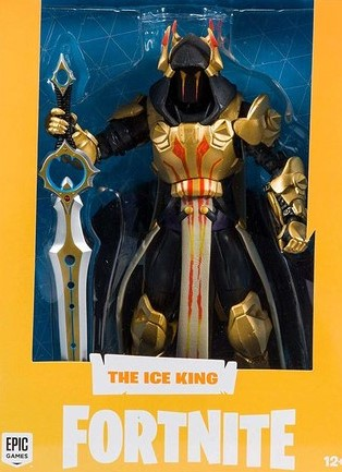 Fortnite The Ice King Figura (27cm)