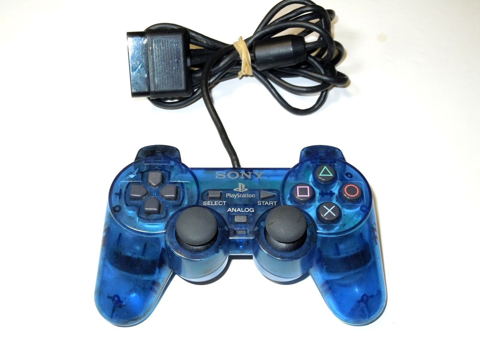 PlayStation 2 Dualshock 2 Controller Ocean Blue Limited Edition