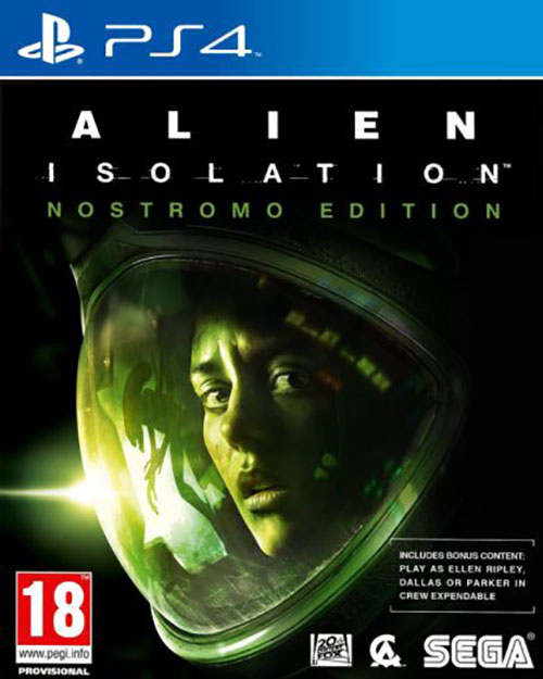 Alien Isolation Nostromo Edition - PlayStation 4 Játékok