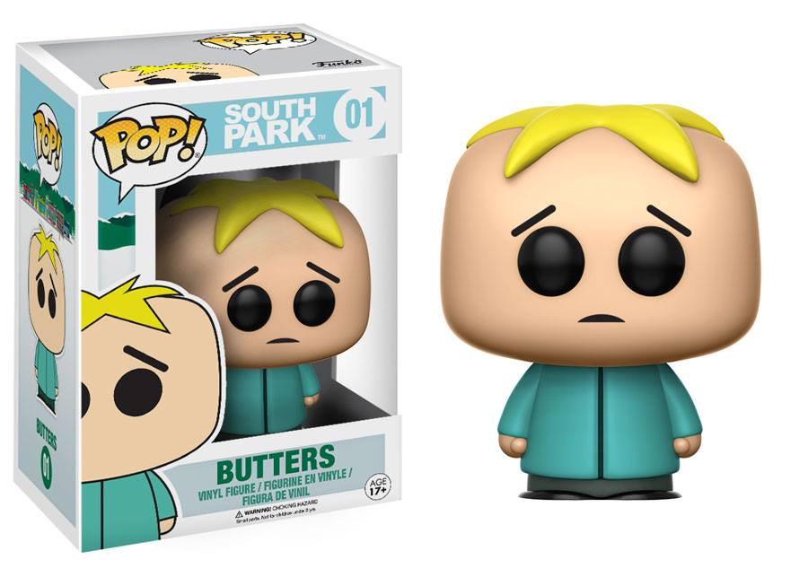 Funko POP South Park Butters (01)