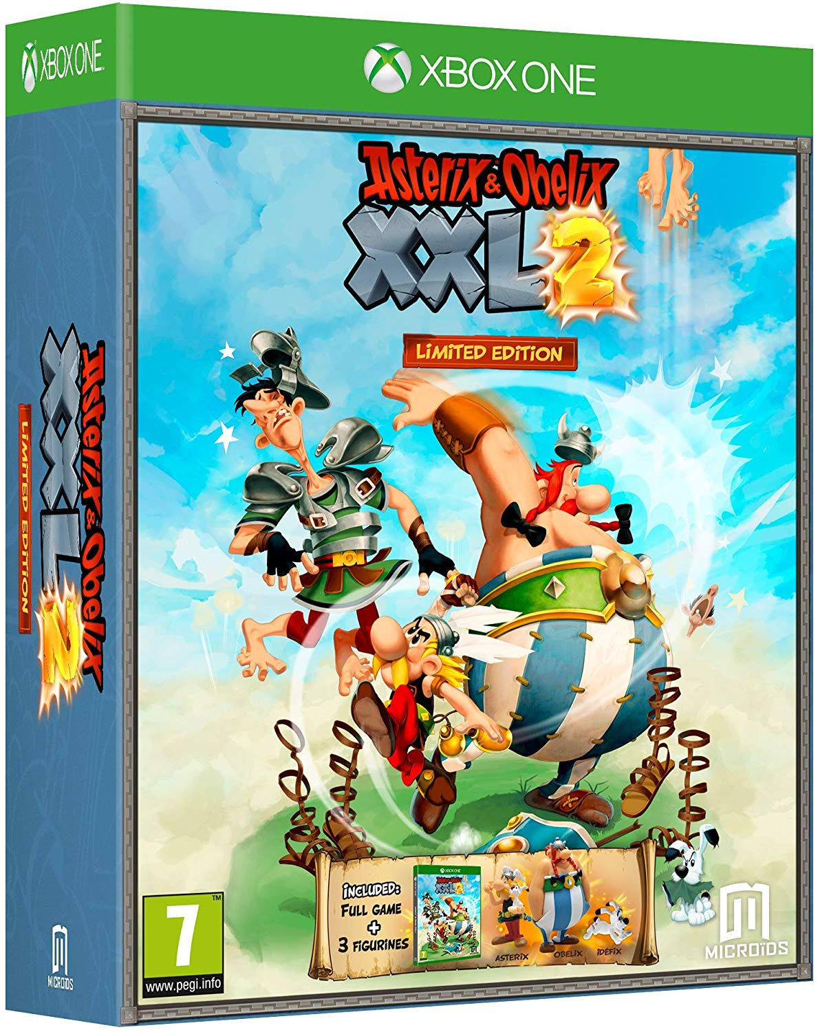 Asterix & Obelix XXL 2 Limited Edition