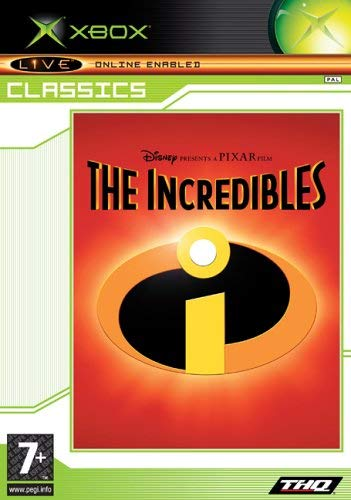 Disney Presents A Pixar Film The Incredibles