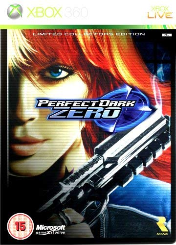 Perfect Dark Zero Steelbook Limited Edition