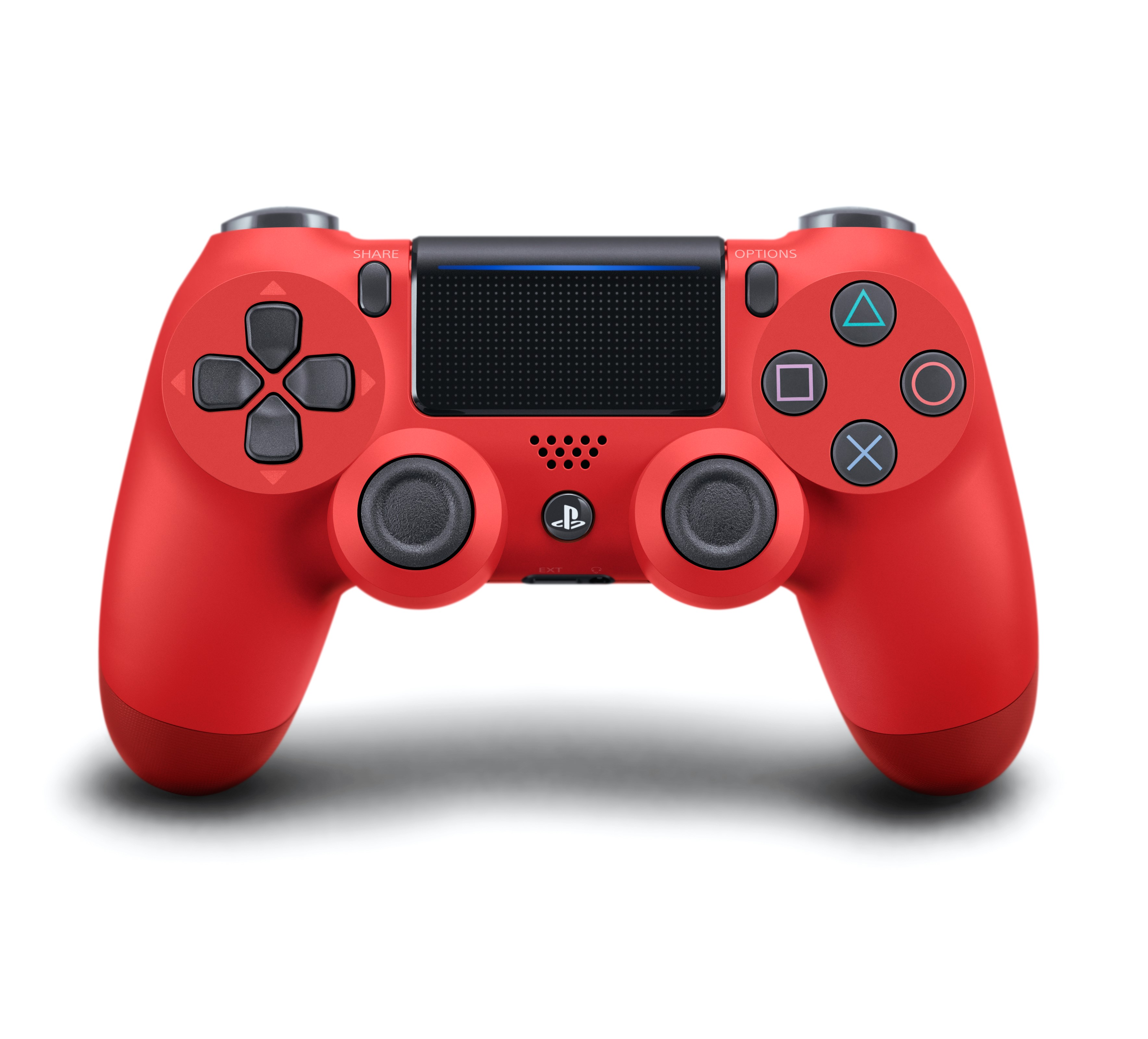 Sony Playstation 4 PS4 Dualshock 4 Controller Magma Red