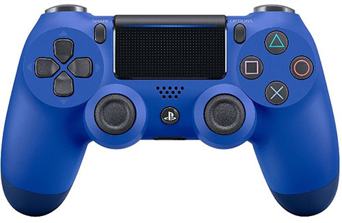 PS4 Dualshock 4 V2 Wireless Controller Wave Blue