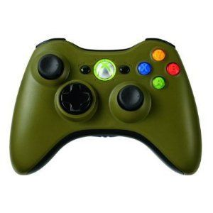 Xbox 360 Wireless Controller Halo 3 Limited Edition