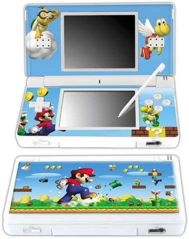Nintendo DS Lite Magic Skin (Mario Bros)