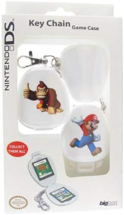 Nintendo DS Mario And Donkey Kong Game Case Key Chain