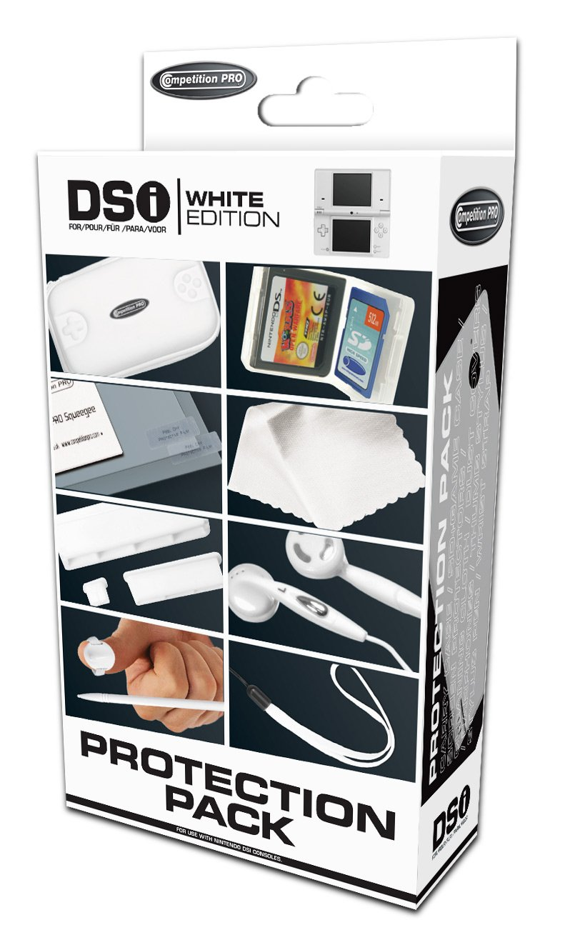DSi Protection Pack (Fehér)