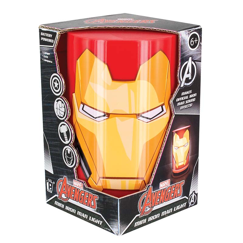 Mini Iron Man Light