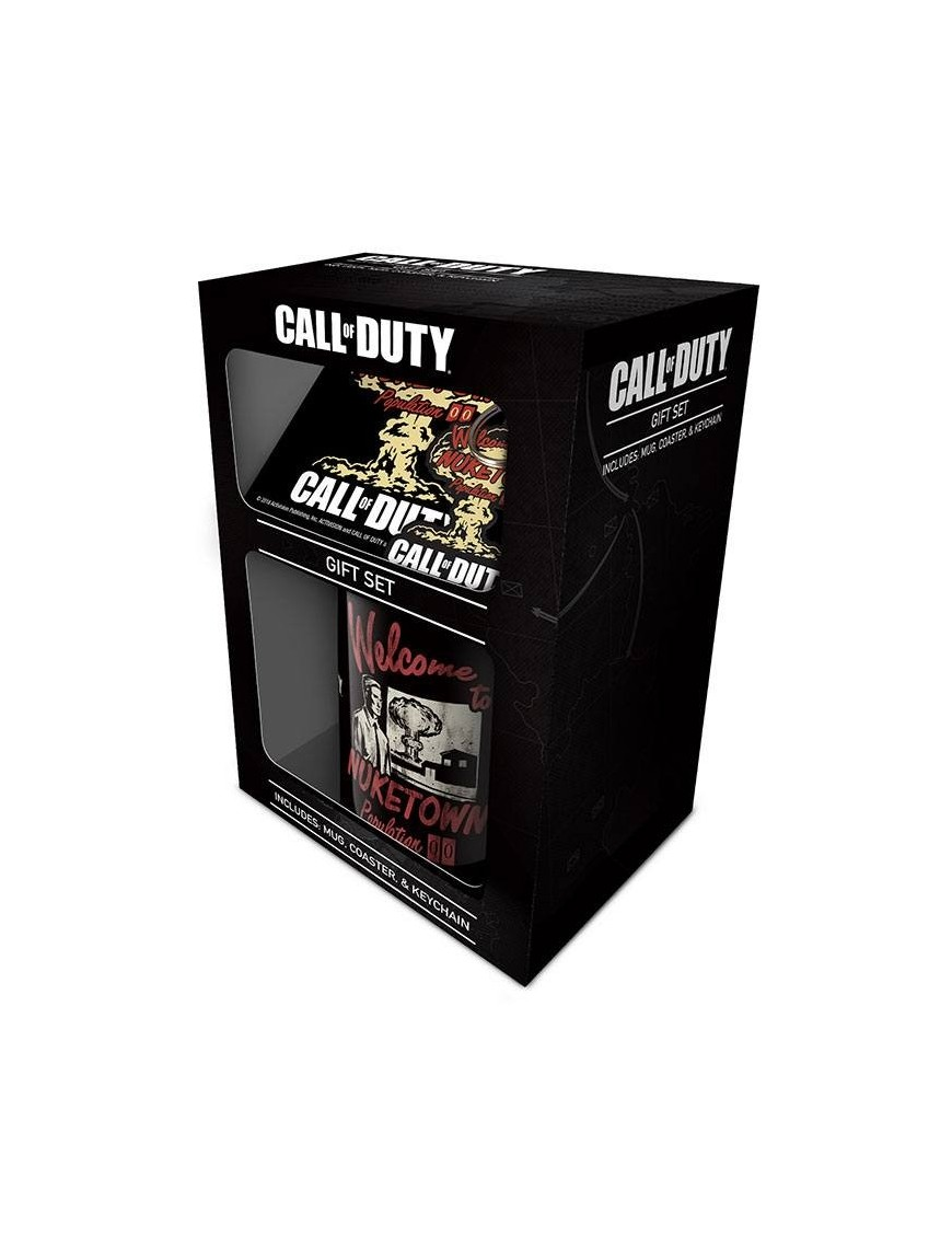 Call Of Duty Gift Set