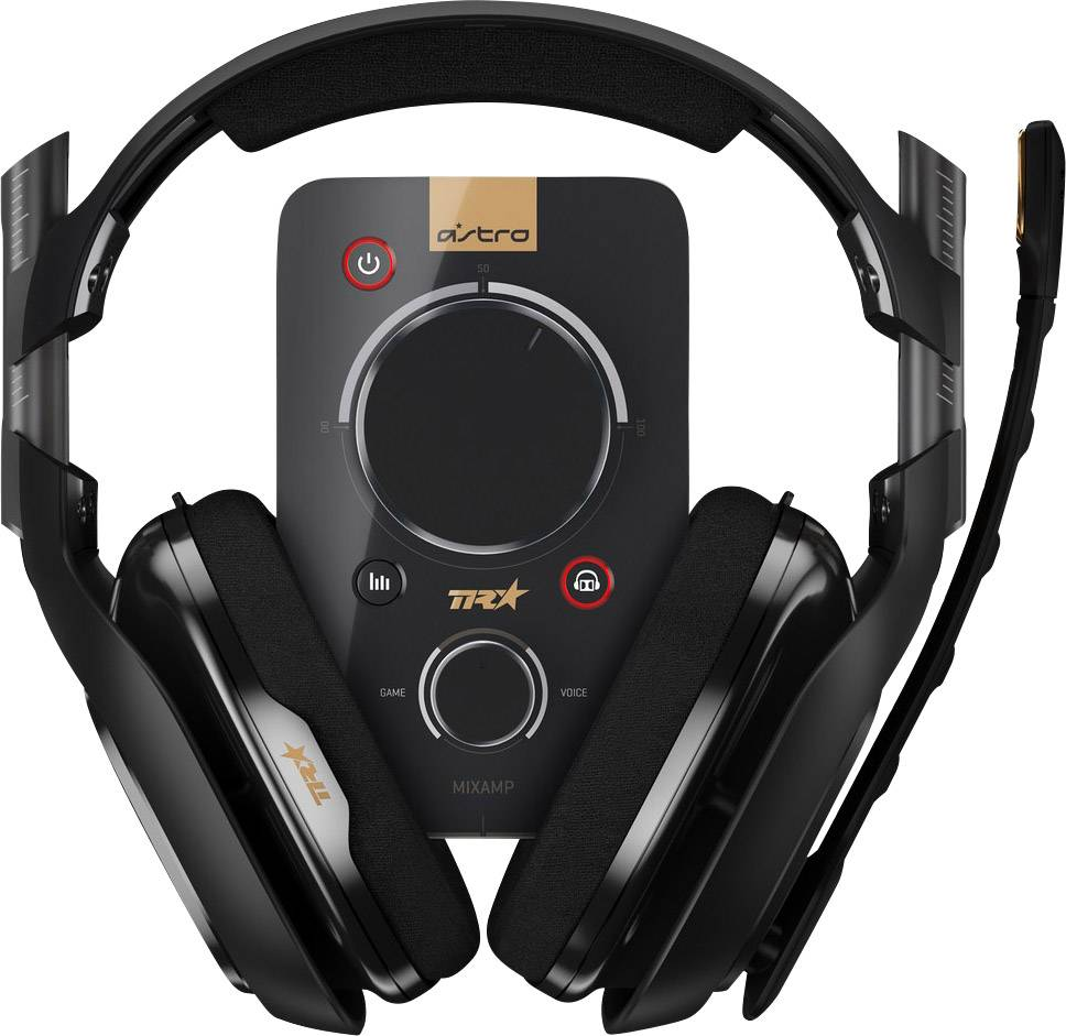 Astro Gaming A40TR headset  MixAmp Pro fekete PS4