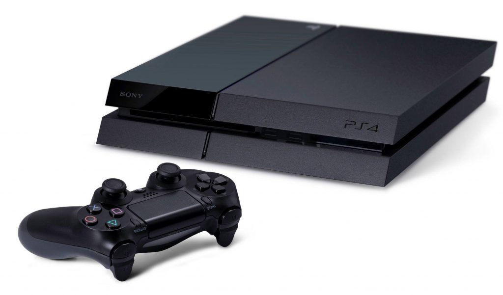 PlayStation 4 500GB (Jet Black) (BANNOLT)