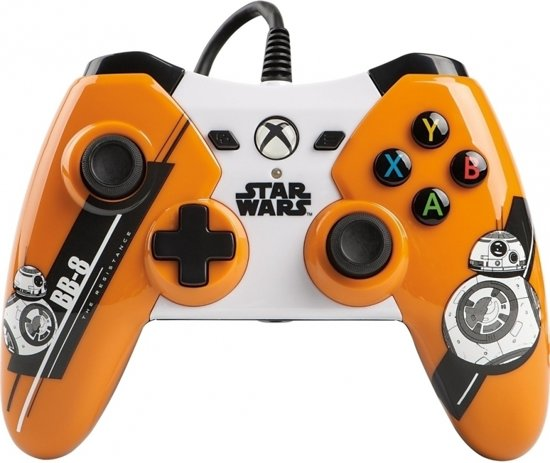 Power A Star Wars BB8 Wired Controller