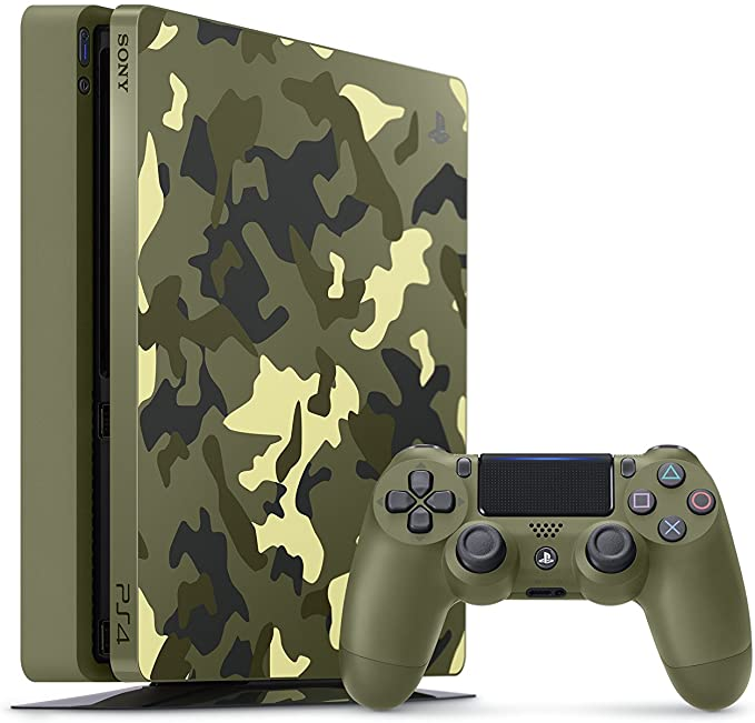PlayStation 4 Slim 1TB Call Of Duty WWII Limited Edition