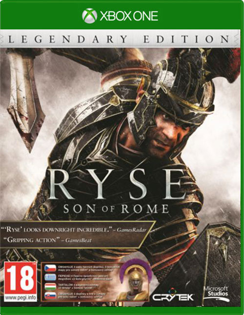 Ryse Son of Rome Legendary Edition