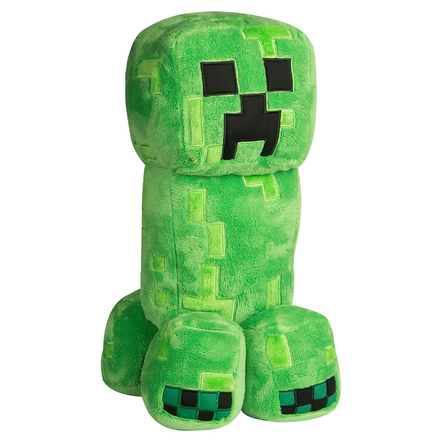 Minecraft Creeper Plüss Figura
