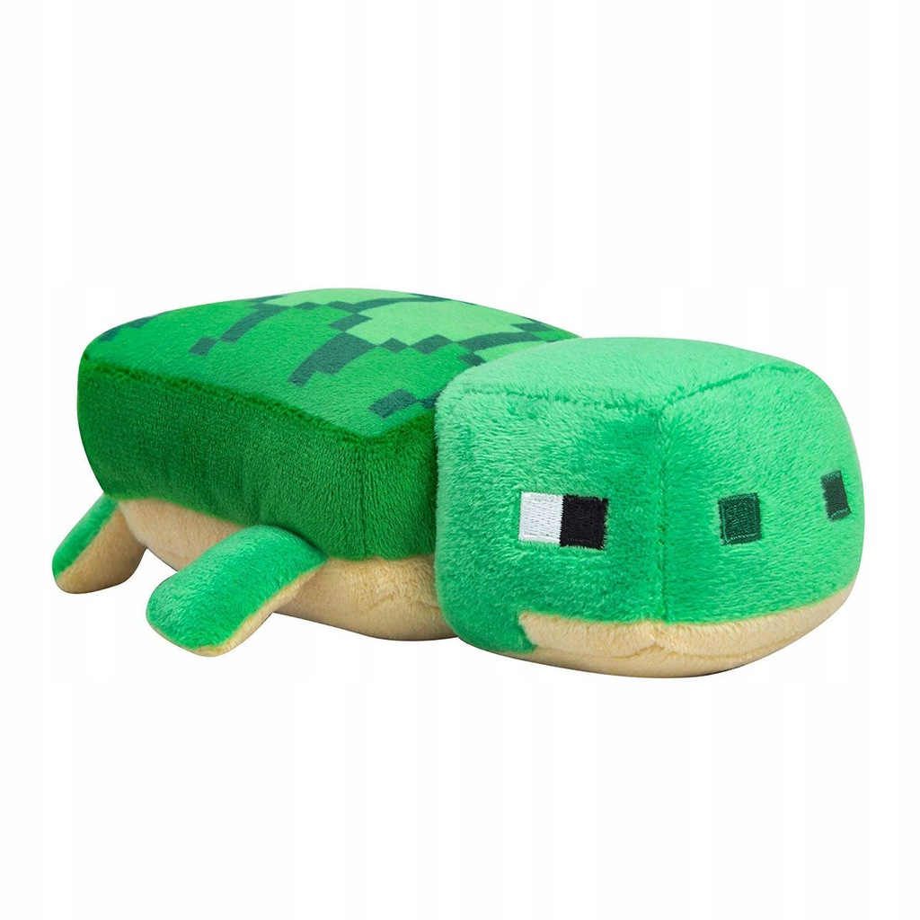 Minecraft Sea Turtle Plüss Figura