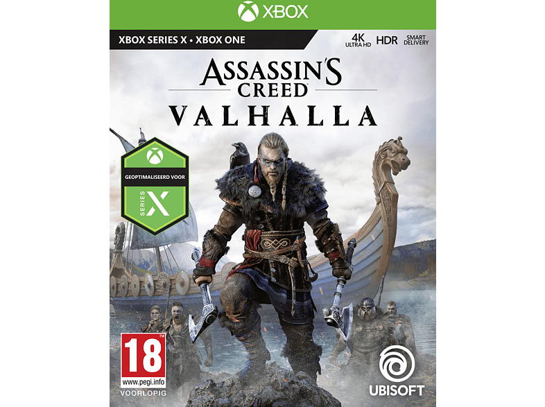 Assassins Creed Valhalla (Smart Delivery)