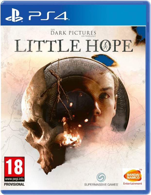 The Dark Pictures Anthology Little Hope - PlayStation 4 Játékok
