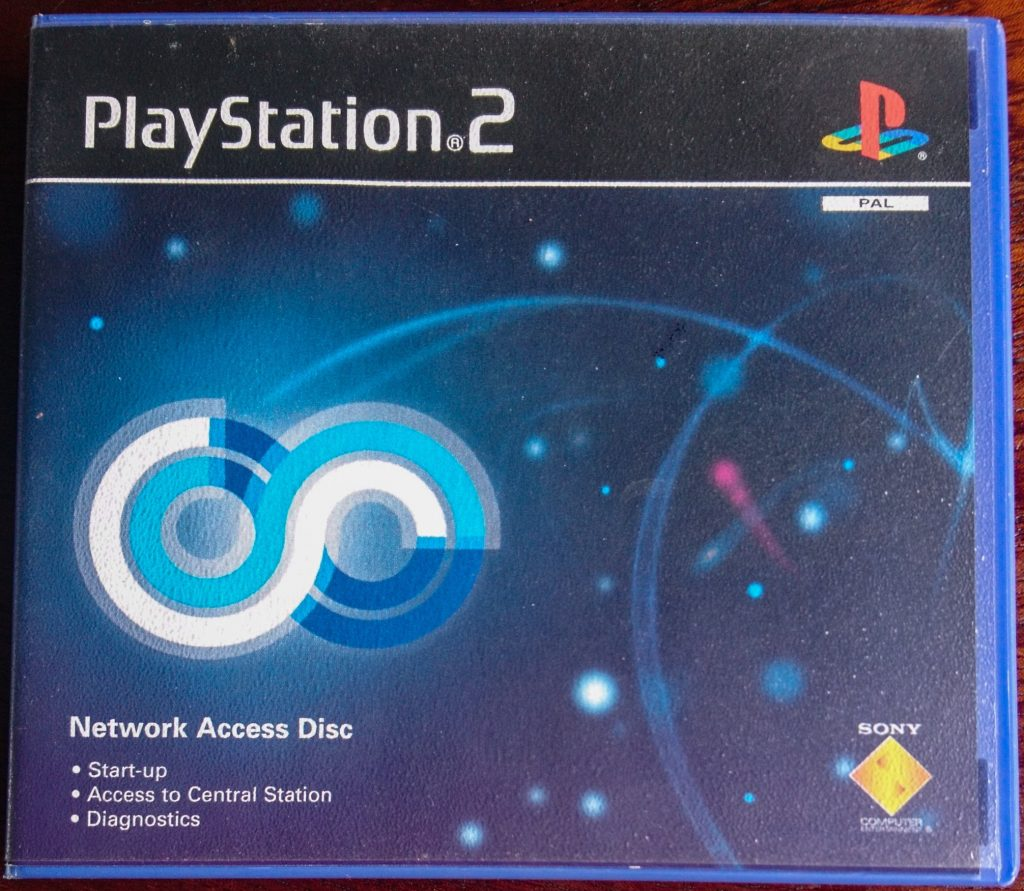 PlayStation Network Access Disc