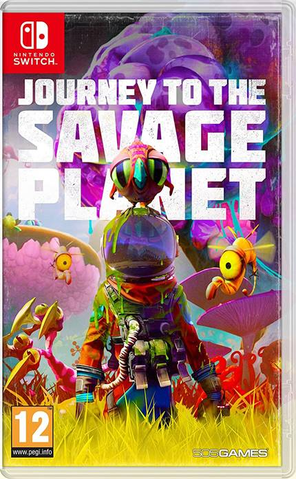 Journey to the Savage Planet