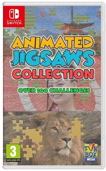 Animated Jigsaws Collection (code-in-box)