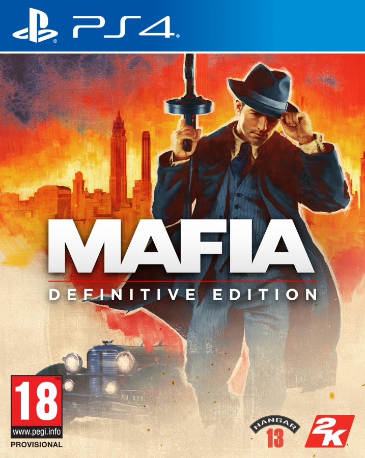 Mafia Definitive Edition