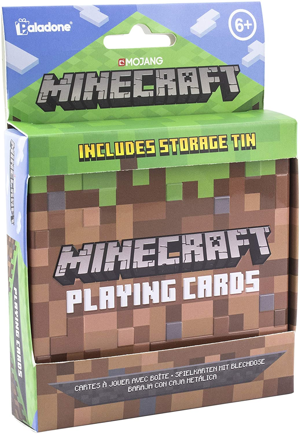 Minecraft Playing Cards