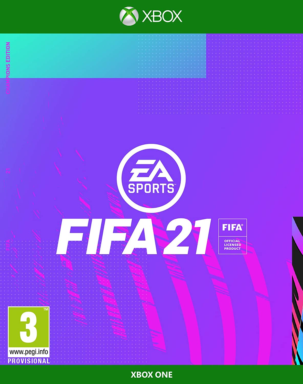 FIFA 21 (Dual Entitlement)