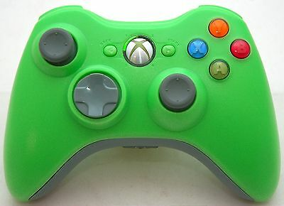 Xbox 360 Wireless Controller Lime Green