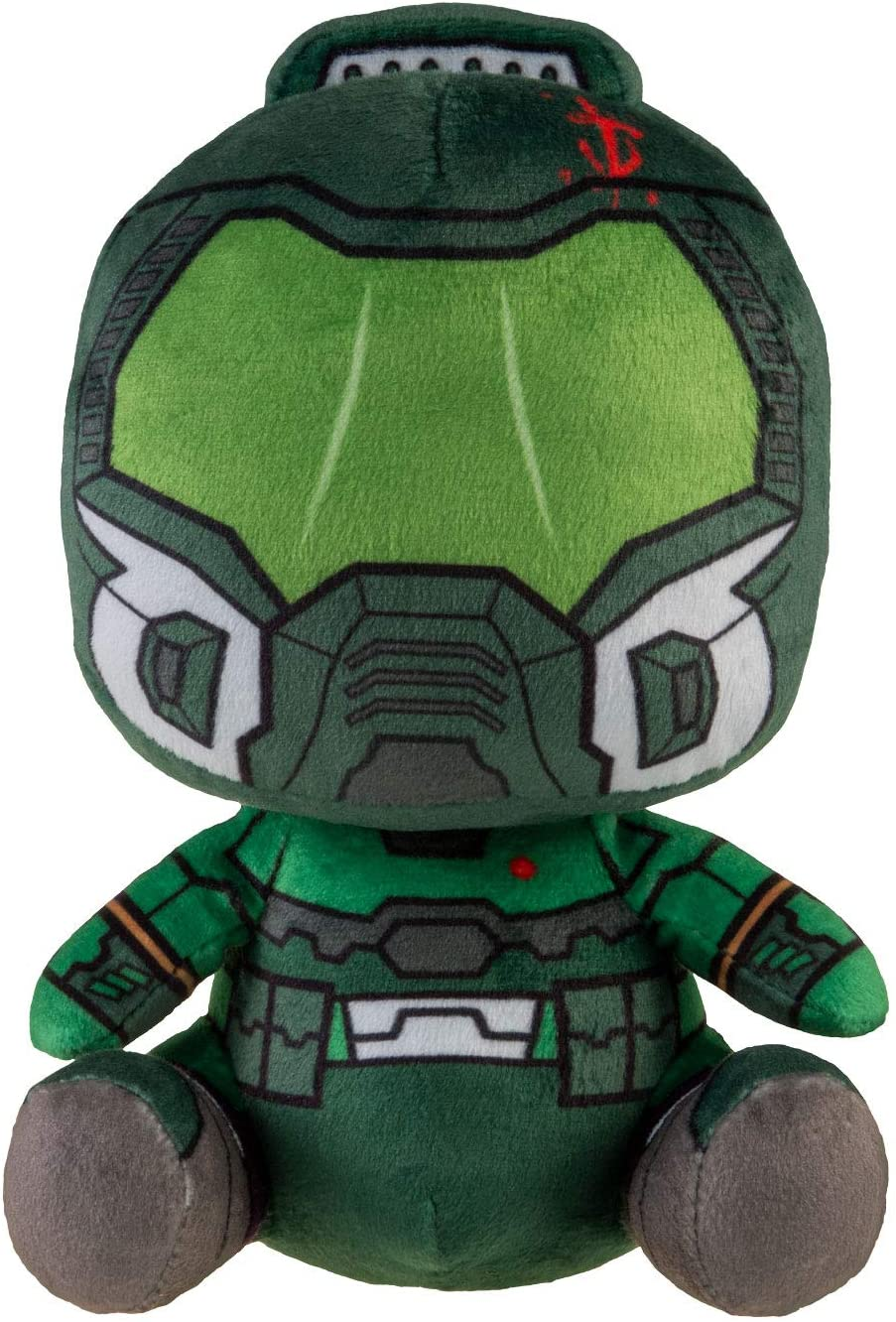 Doom Plush Slayer Stubbins