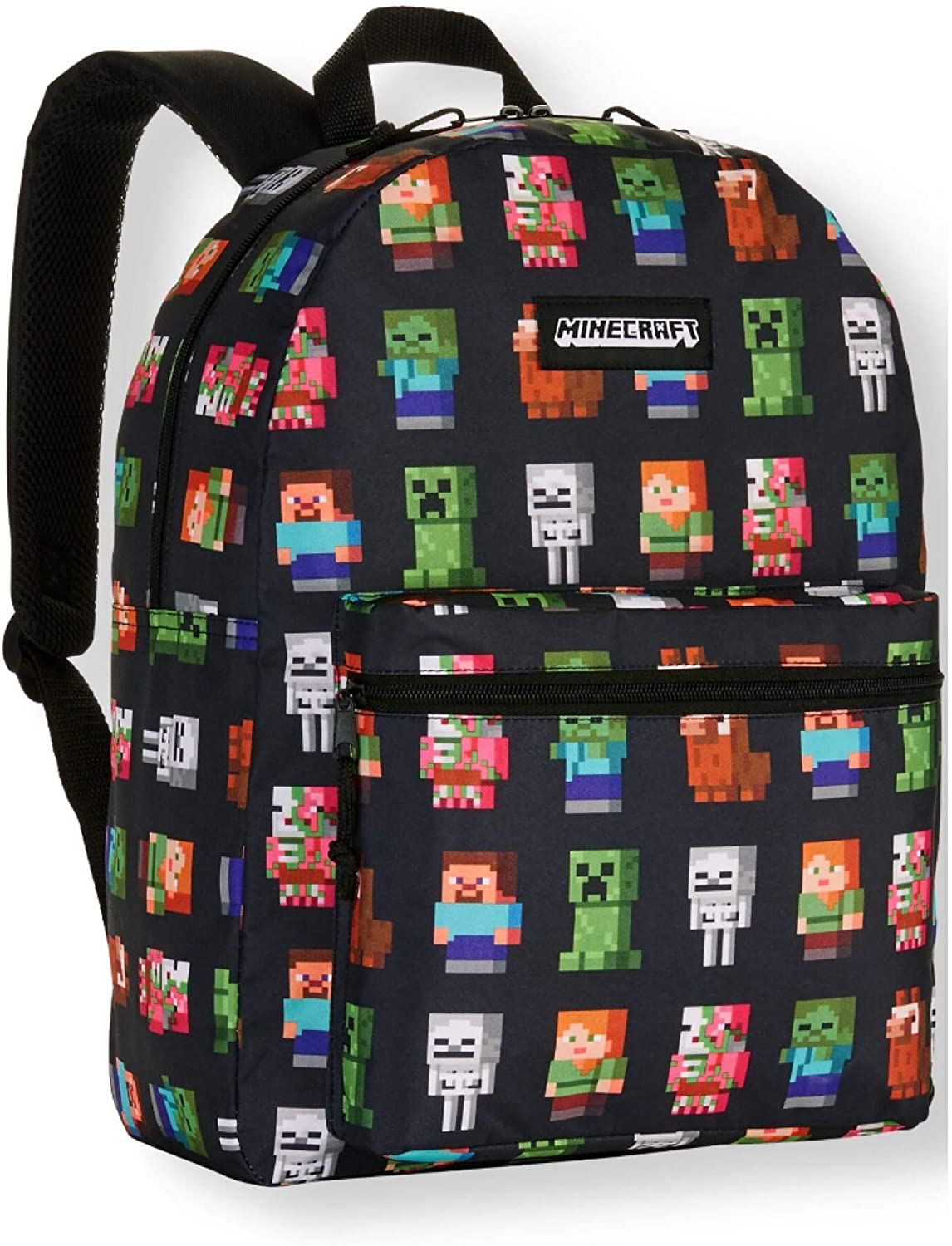 Minecraft Multi Character Backpack