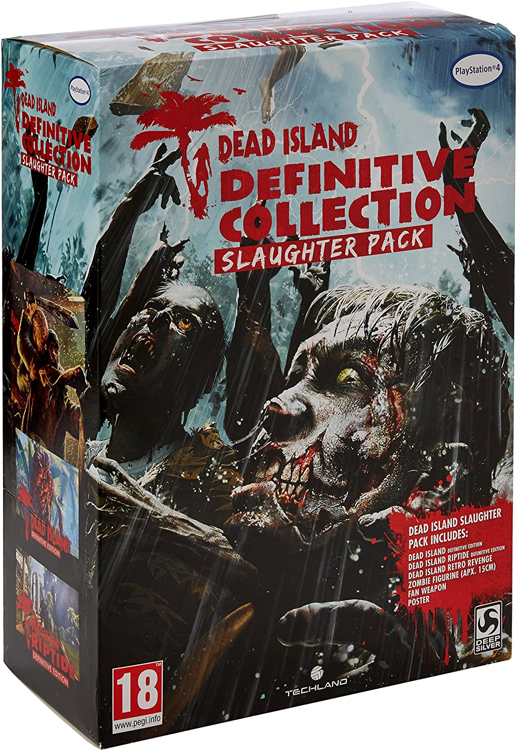 Dead Island Definitive Collection Slaughter Pack
