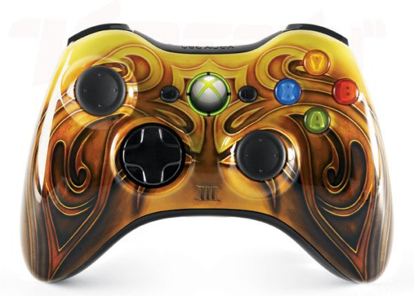 XBOX 360 Wireless Controller Fable 3